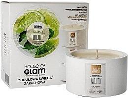 Parfémy, Parfumerie, kosmetika Aromatická svíčka - House of Glam Calabrian Mojito Candle