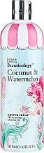"Parfémy, Parfumerie, kosmetika Sprchový krém ""Kokos a meloun"" - Baylis & Harding Beauticology Mermaid Shower Cream"