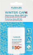 Parfémy, Parfumerie, kosmetika Opalovací zimní tyčinka - Floslek Winter Care Protective Stick SPF50