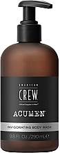 Parfémy, Parfumerie, kosmetika Tonizující sprchový gel - American Crew Invigorating Body Wash