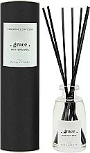 Parfémy, Parfumerie, kosmetika Aroma difuzér - Ambientair The Olphactory Black Grace Mint Tea & Basil
