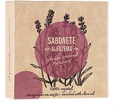 Parfémy, Parfumerie, kosmetika Přírodní mýdlo Levandule - Essencias De Portugal Senses Lavender Soap With Olive Oil