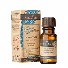 Parfémy, Parfumerie, kosmetika Esenciální olej Voňatka citronová - Botavikos Cymbopogon Flexuosus