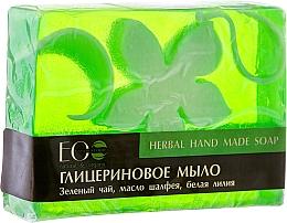 Parfémy, Parfumerie, kosmetika Glycerinové bylinné mýdlo - ECO Laboratorie Herbal Hand Made Soap
