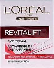 Parfémy, Parfumerie, kosmetika Krém na oční okolí - L'Oreal Paris Revitalift