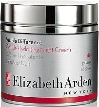Parfémy, Parfumerie, kosmetika Noční hydratační krém - Elizabeth Arden Visible Difference Gentle Hydrating Night Cream