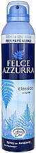 Parfémy, Parfumerie, kosmetika Osvěžovač vzduchu - Felce Azzurra Classic Talc Spray