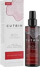Parfémy, Parfumerie, kosmetika Krém na pokožku hlavy proti lupům - Cutrin Bio+ Active Anti-dandruff Scalp Treatment
