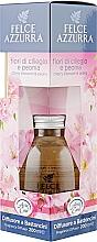 Parfémy, Parfumerie, kosmetika Osvěžovač vzduchu, difuzér - Felce Azzurra Cherry Blossoms