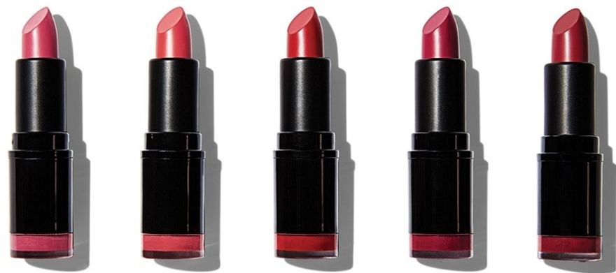 Sada 5 rtěnek. - Revolution Pro 5 Lipstick Collection Matte Reds
