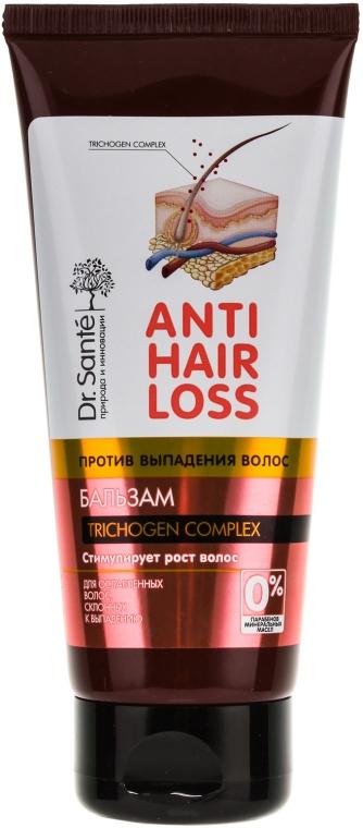 Balzám pro slabé a náchylné k vypadávání vlasů - Dr. Sante Anti Hair Loss Balm