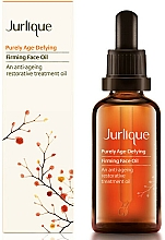 Parfémy, Parfumerie, kosmetika Omlazující liftingový olej pro pružnost pleti - Jurlique Purely Age-Defying Firming Face Oil