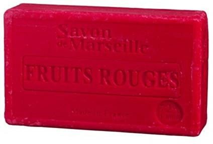 """Přírodní mýdlo """"Červené ovoce"""" - Le Chatelard 1802 Red Fruit Soap"""