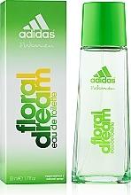 Adidas Floral Dream - Toaletní voda — foto N2