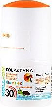 Parfémy, Parfumerie, kosmetika Dětské mléko na opalování v kuličce - Kolastyna Suncare for Kids Roll-on SPF 30