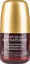 Parfémy, Parfumerie, kosmetika Deodorant - Recipe For Men RAW Naturals Goof Proof Antitranspirant Deodorant
