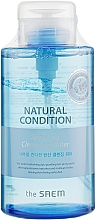 Parfémy, Parfumerie, kosmetika Micelární voda - The Saem Natural Condition Sparkling Cleansing Water