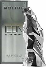 Parfémy, Parfumerie, kosmetika Police Icon Platinum - Parfémovaná voda