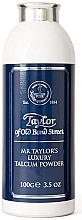 Parfémy, Parfumerie, kosmetika Taylor of Old Bond Street Mr Taylor Luxury Talcum Powder - Mastek