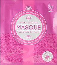 Parfémy, Parfumerie, kosmetika Hydratační a zklidňující látková maska - Peggy Sage Moisturizing and Soothing Mask