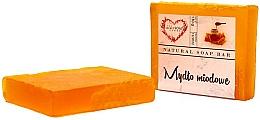 """Parfémy, Parfumerie, kosmetika Glycerinové tělové mýdlo """"Medové"""" - The Secret Soap Store"""