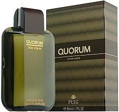 Antonio Puig Quorum - Mléko po holení  — foto N2