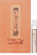 Parfémy, Parfumerie, kosmetika Salvador Dali Dalissime - Toaletní voda (vzorek)