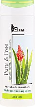 Parfémy, Parfumerie, kosmetika Odličovací mléko - AVA Laboratorium Pure & Free Make-up Removing Lotion