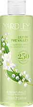 Parfémy, Parfumerie, kosmetika Sprchový gel - Yardley Lily Of The Valley Body Wash