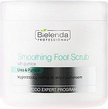 Parfémy, Parfumerie, kosmetika Peeling na nohy - Bielenda Professional Podo Expert Program Smoothing Foot Scrub With Urea and Pumice