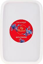 Parfémy, Parfumerie, kosmetika Pudr do koupele - Organique My Pleasure Bath Powder