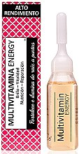 Parfémy, Parfumerie, kosmetika Multivitaminové ampule na vlasy - Nuggela & Sule' Multivitamin Energy Ampoule