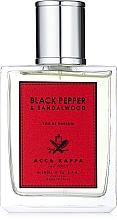Parfémy, Parfumerie, kosmetika Acca Kappa Black Pepper & Sandalwood - Parfémovaná voda