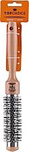 Parfémy, Parfumerie, kosmetika Kulatý kartáč na vlasy, 4735 - Top Choice