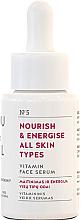 Parfémy, Parfumerie, kosmetika Vyživující sérum pro všechny typy pokožky - You & Oil Vitamin Nourish & Energise Serum