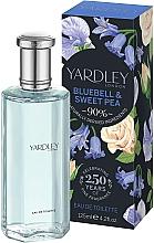 Parfémy, Parfumerie, kosmetika Yardley Bluebell & Sweet Pea - Toaletní voda