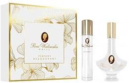 Parfémy, Parfumerie, kosmetika Sada - Pani Walewska White (parfum/30ml + deo/90ml)