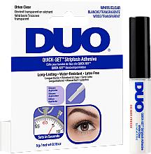 Parfémy, Parfumerie, kosmetika Lepidlo na umělé řasy, průhledný - Ardell Duo Quick Set