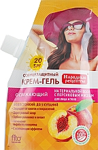 Parfémy, Parfumerie, kosmetika Opalovací krém-gel na obličej a tělo - Fito Kosmetik Lidové recepty