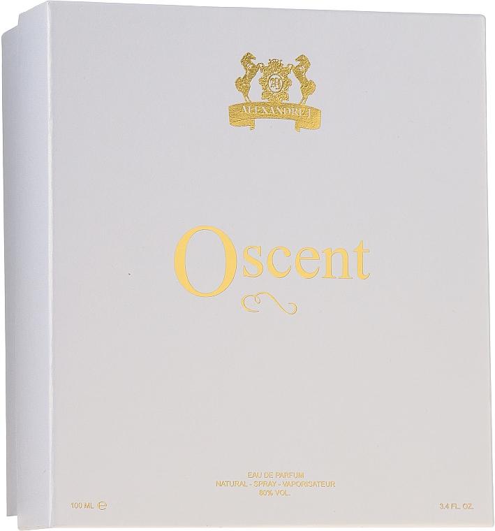 Alexandre.J Oscent White - Parfémovaná voda (Luxury Box) — foto N2