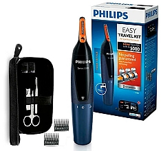 Parfémy, Parfumerie, kosmetika Zastřihovač chloupků v nose a uších - Philips Series 5000 NT5180/15