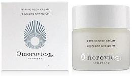 Parfémy, Parfumerie, kosmetika Posilující krém na krk a dekolt - Omorovicza Firming Neck Cream