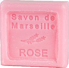 Parfémy, Parfumerie, kosmetika Mýdlo marseille Růže - Le Chatelard 1802 Soap Savon De Marseille Rose