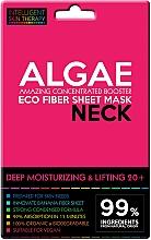 Parfémy, Parfumerie, kosmetika Expresní maska na krk - Beauty Face IST Deep Moisturizing & Lifting Neck Mask Algae