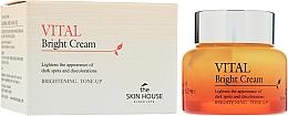 Parfémy, Parfumerie, kosmetika Vitaminizovaný krém pro rovnoměrný tón pleti - The Skin House Vital Bright Cream