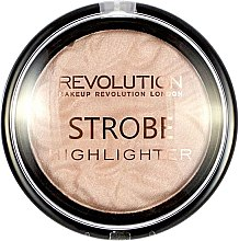 Parfémy, Parfumerie, kosmetika Rozjasňovač na obličej - Makeup Revolution Strobe Highligters Radiant Lights