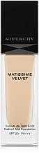 Parfémy, Parfumerie, kosmetika Make-up - Givenchy Matissime Velvet Liquid Foundation SPF 20