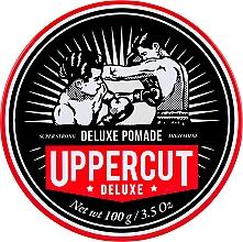 Parfémy, Parfumerie, kosmetika Pomáda pro úparvu vlasů se silnou fixací - Uppercut Deluxe Pomade Barber Tin