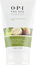 Parfémy, Parfumerie, kosmetika Zklidňující hydratační maska na nohy - O.P.I ProSpa Skin Care Hands&Feet Soothing Moisture Mask