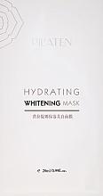 Parfémy, Parfumerie, kosmetika Hydratační bělící maska na obličej - Pilaten Hydrating Whitening Mask